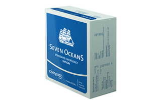 Seven Ocean Emergency Survival Food Ration | Emergency Ration = long shelf life Emergency Food, quality nutrition with little or no food preparation required ideal for Emergency Preparedness | Emergency Food Rations from EVAQ8.co.uk the UK's Emergency Preparedness specialist